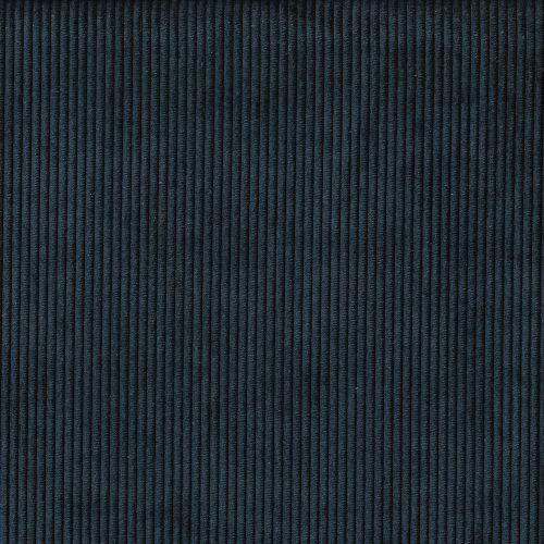 Fabric, velvet deep blue no. 220