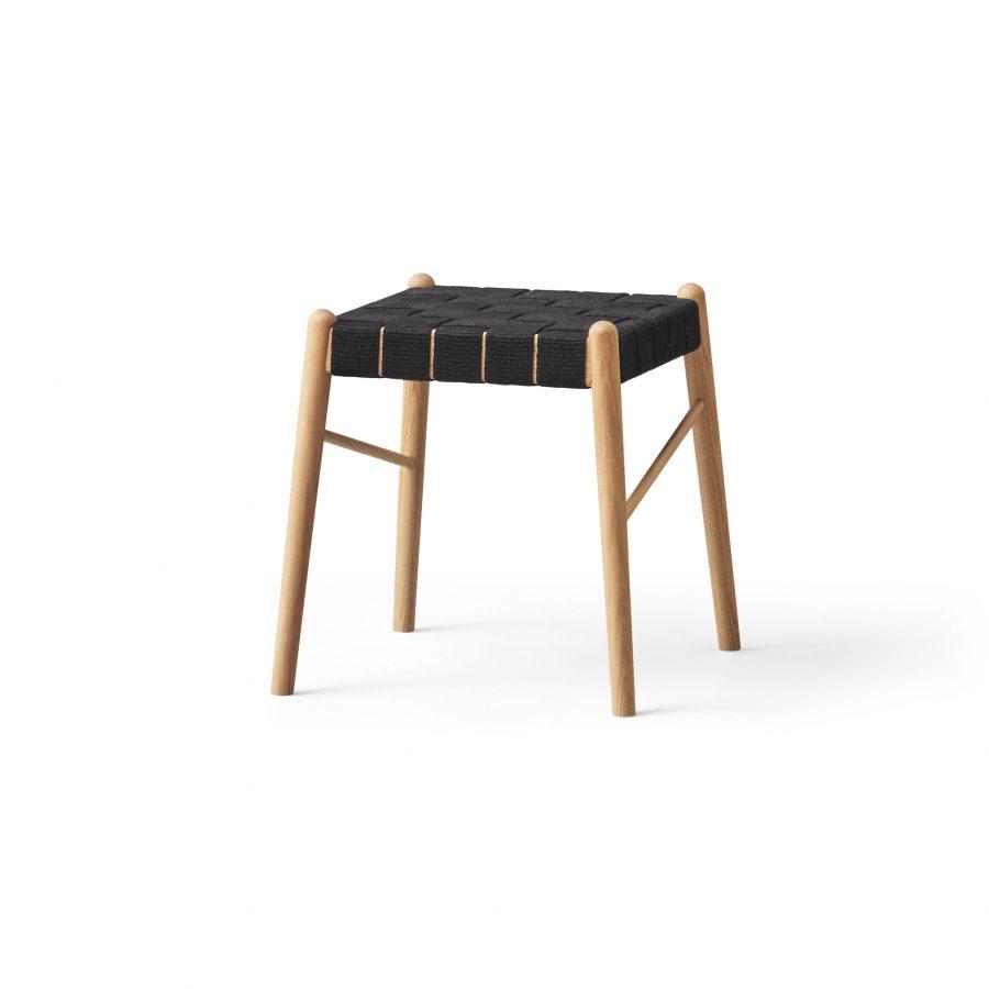 Design bench with black strap