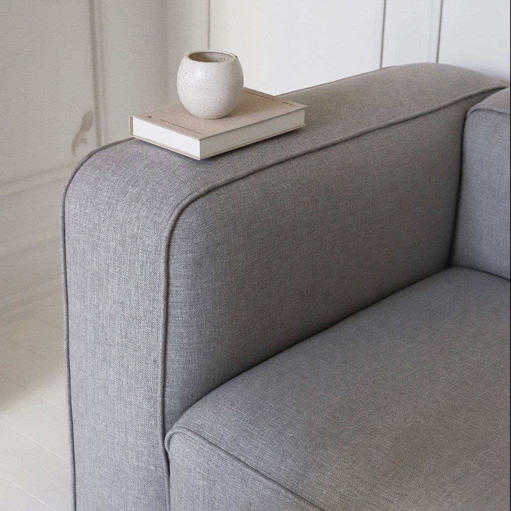 make nordic sofa with corner