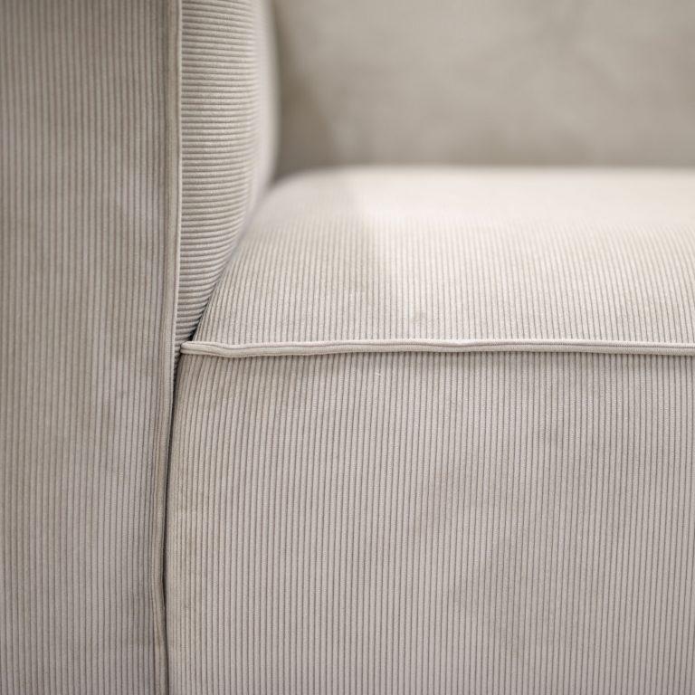 make nordic sofa with velvet