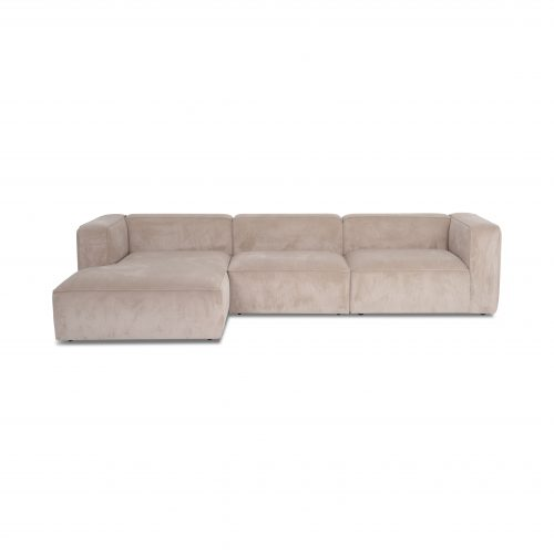 XL chaise lounge sofa
