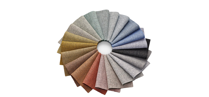 re-wool fabric colors, make nordic