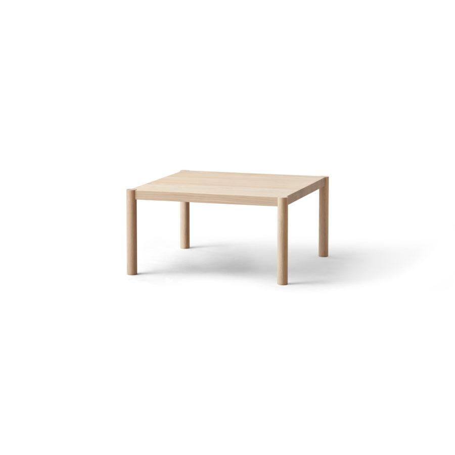 Tammi coffee table in white oil